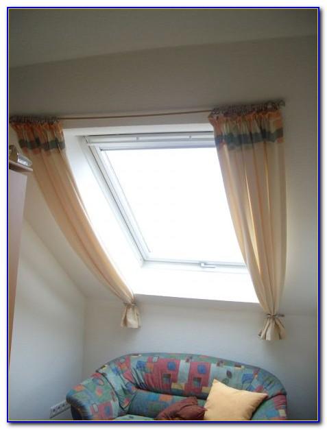 Vorhang An Dachschräge Anbringen