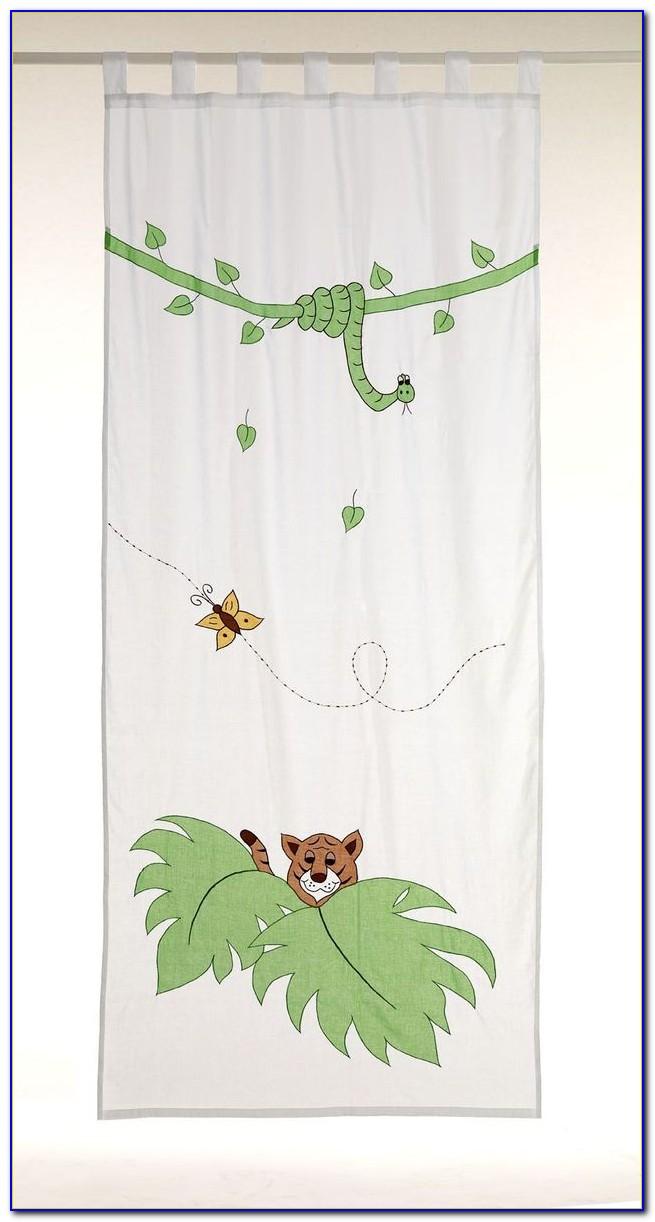 Vorhang Babyzimmer Junge