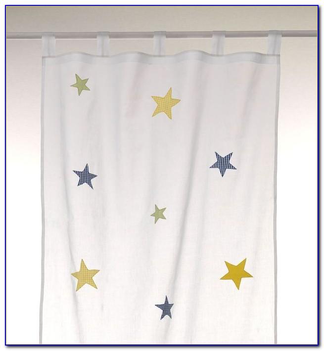 Vorhang Babyzimmer Mädchen
