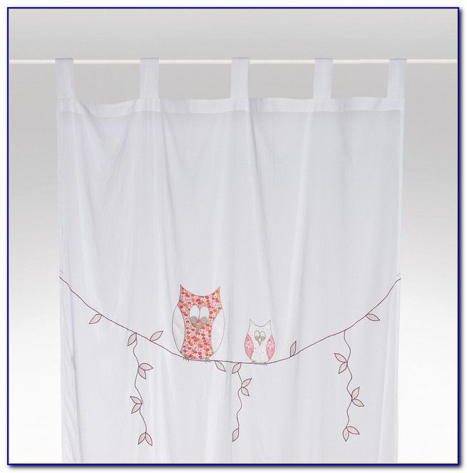 Vorhang Babyzimmer Rosa