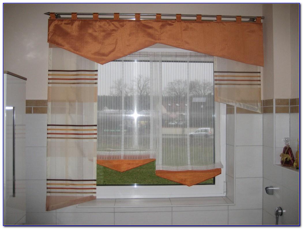 Vorhang Bad Fenster
