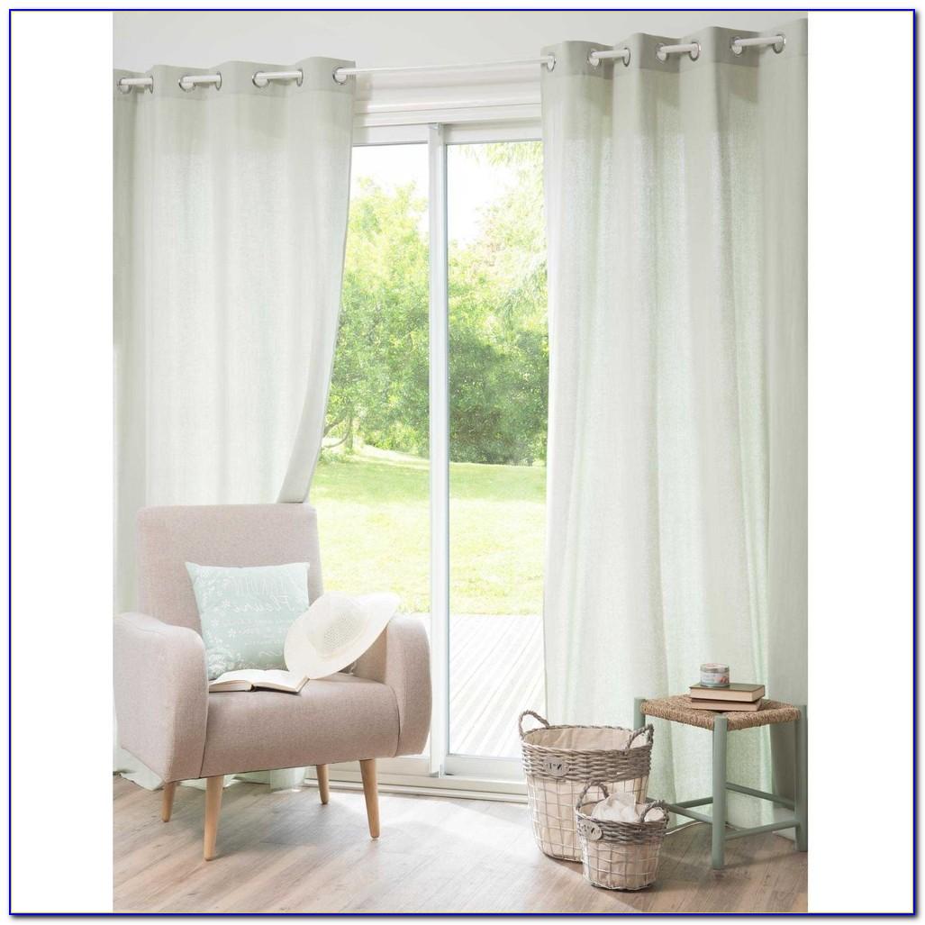 Vorhang Baumwolle Transparent