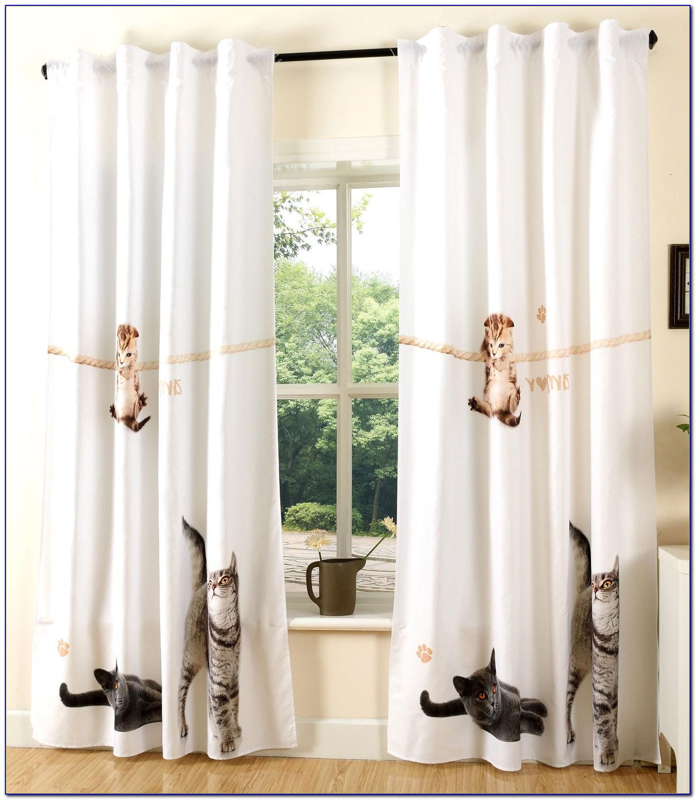Vorhang Blickdicht Baumwolle