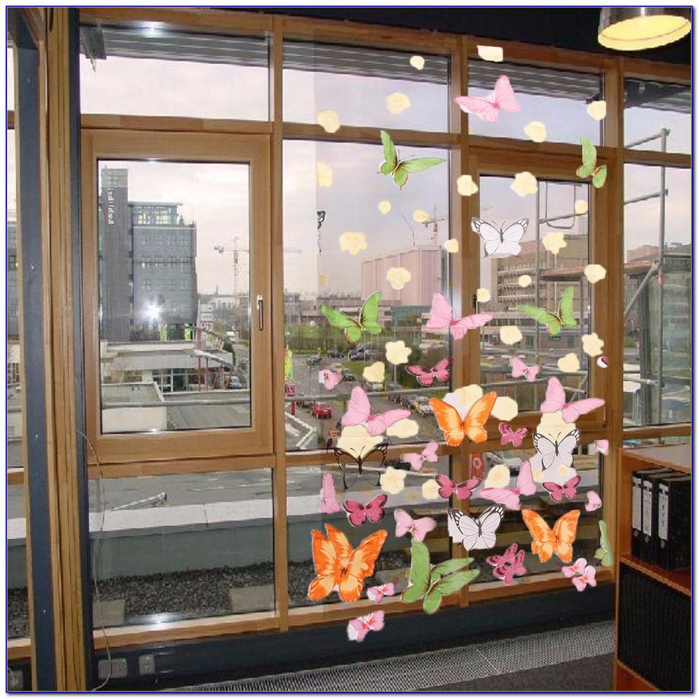 Vorhang Clip Schmetterling