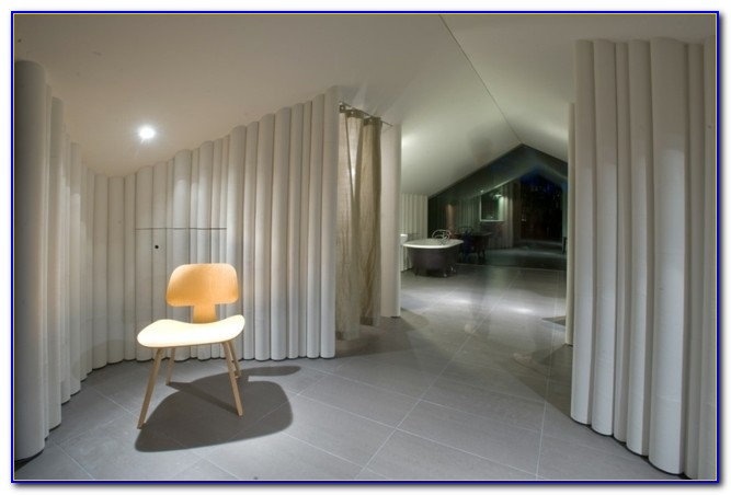 Vorhang Dachschräge Raumteiler