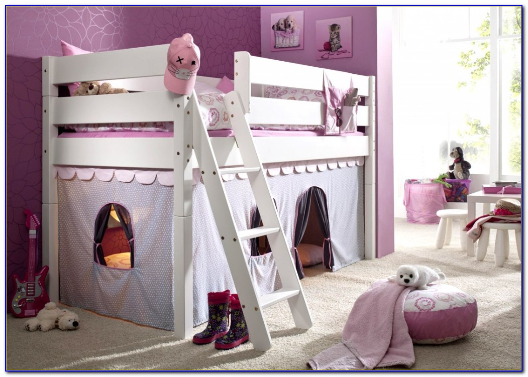 Vorhang Für Kinderbett