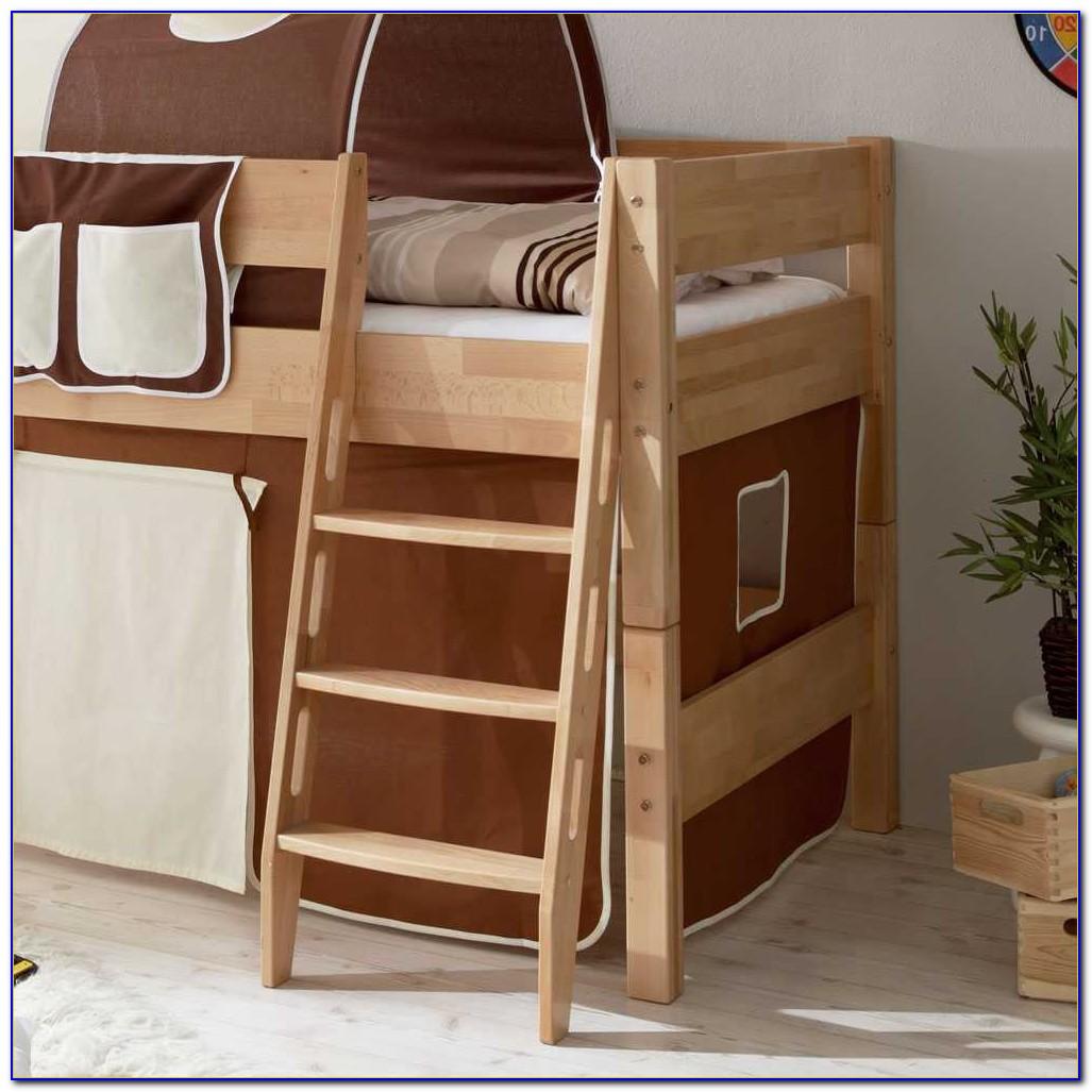 Vorhang Für Kinderhochbett Nähen