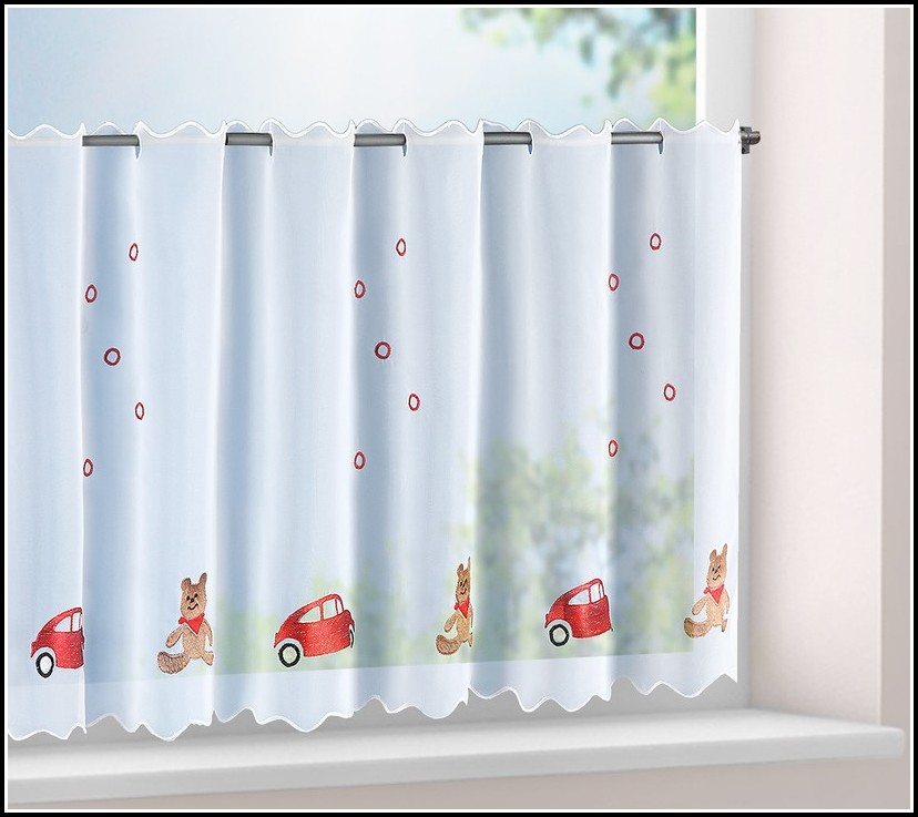Vorhang Für Kinderzimmer Junge