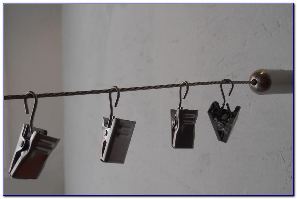 Vorhang Für Seilsystem