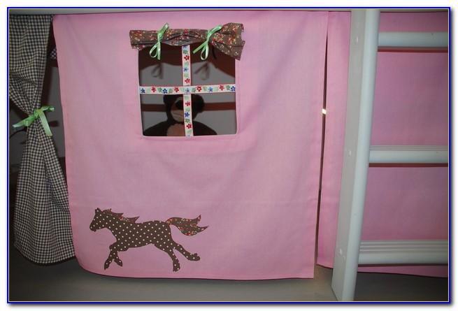 Vorhang Für Spielbett Nähen