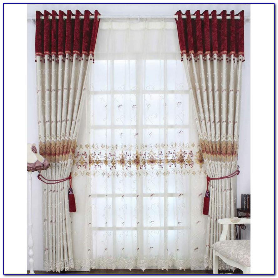 Vorhang Fenster Ideen Modern