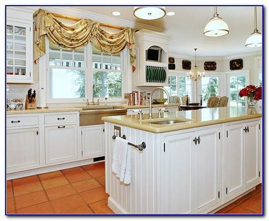 Vorhang Küchenschrank