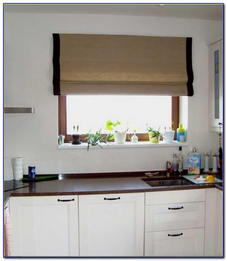 Vorhang Küchenzeile
