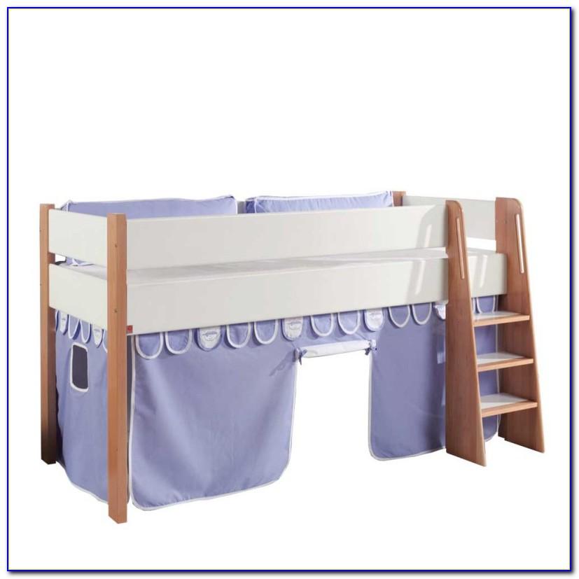 Vorhang Kinderbett Nähen