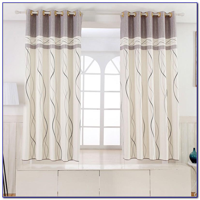 Vorhang Kurze Fenster
