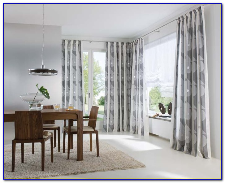 Vorhang Modern Küche