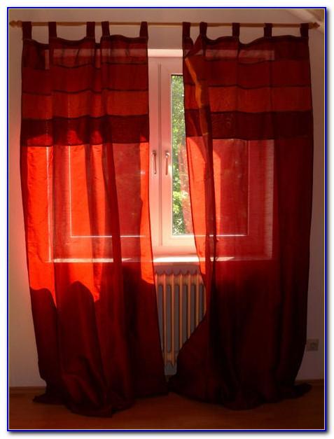 Vorhang Orientalisches Muster