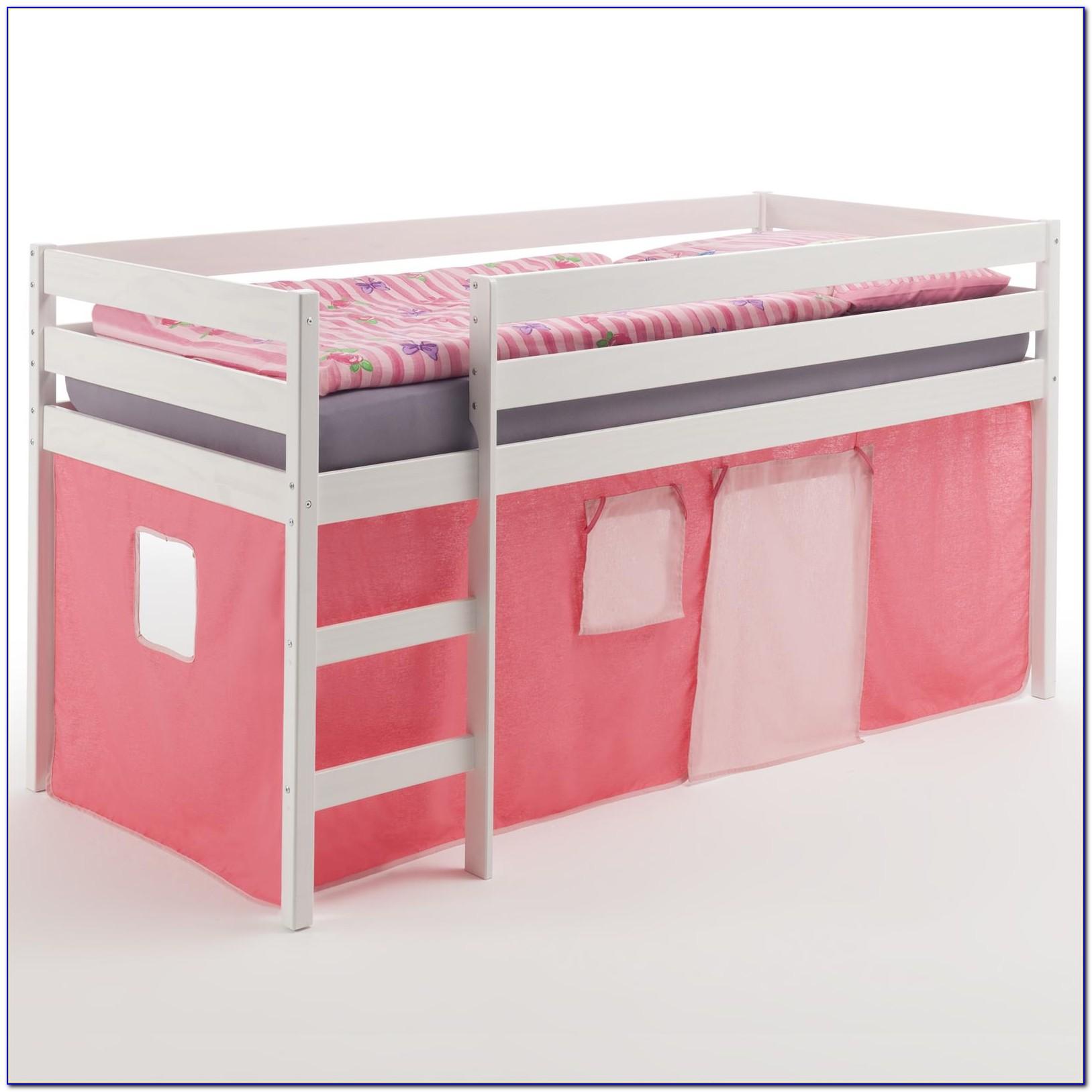 Vorhang Pink Baumwolle
