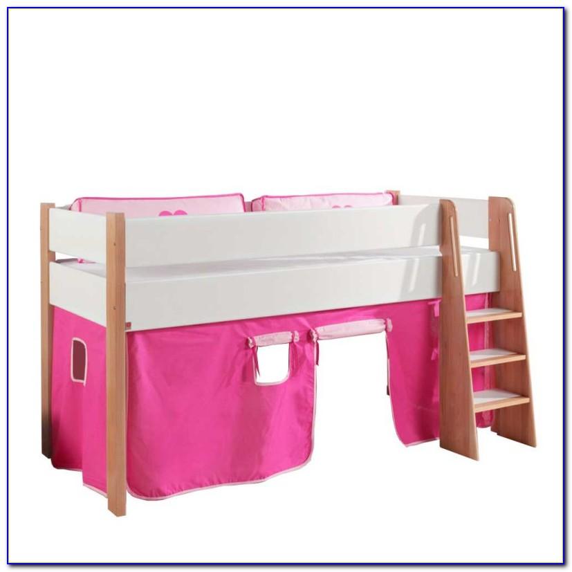 Vorhang Pink Türkis