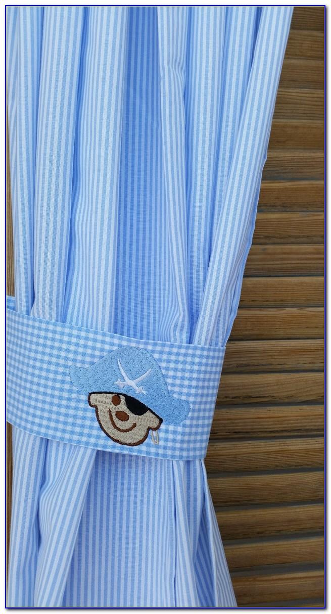 Vorhang Raffhalter Holz