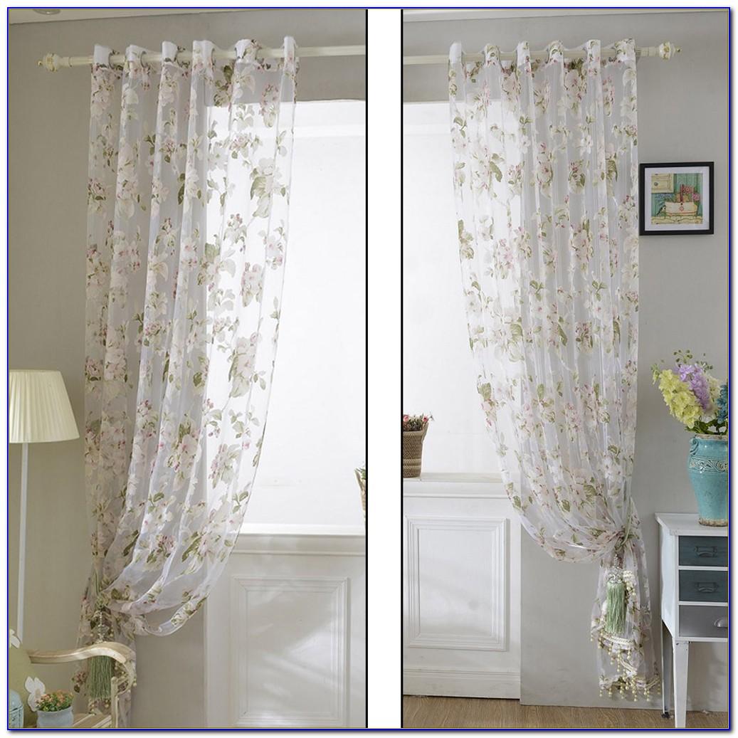 Vorhang Waschen Schleudern