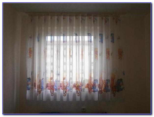 Vorhang Winnie Pooh