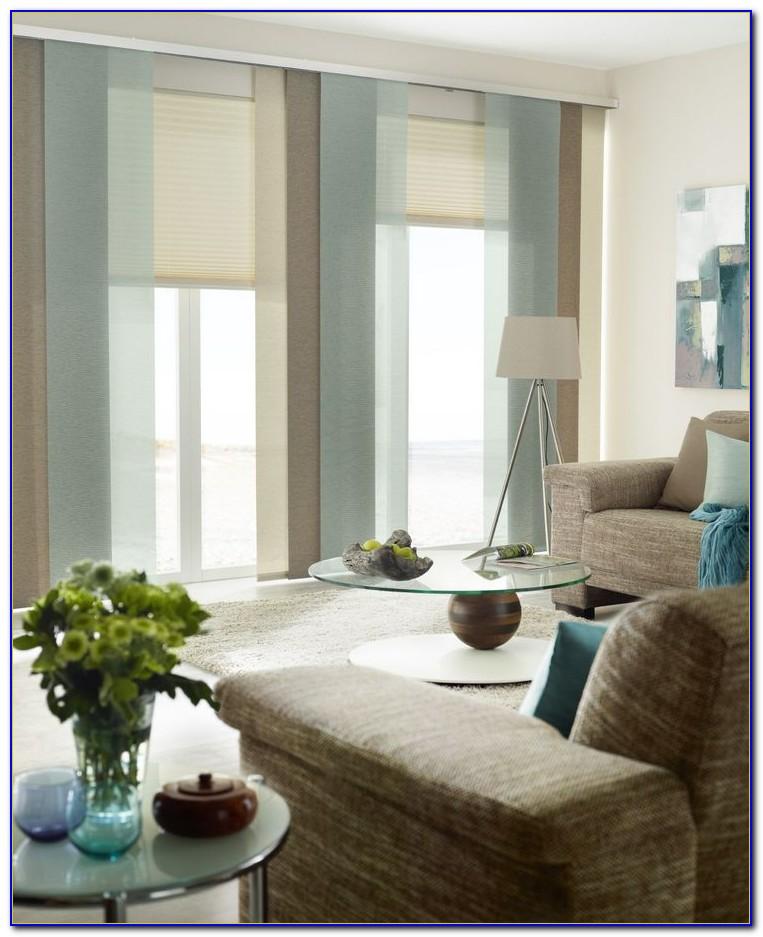 Vorhang Wohnzimmer Braun