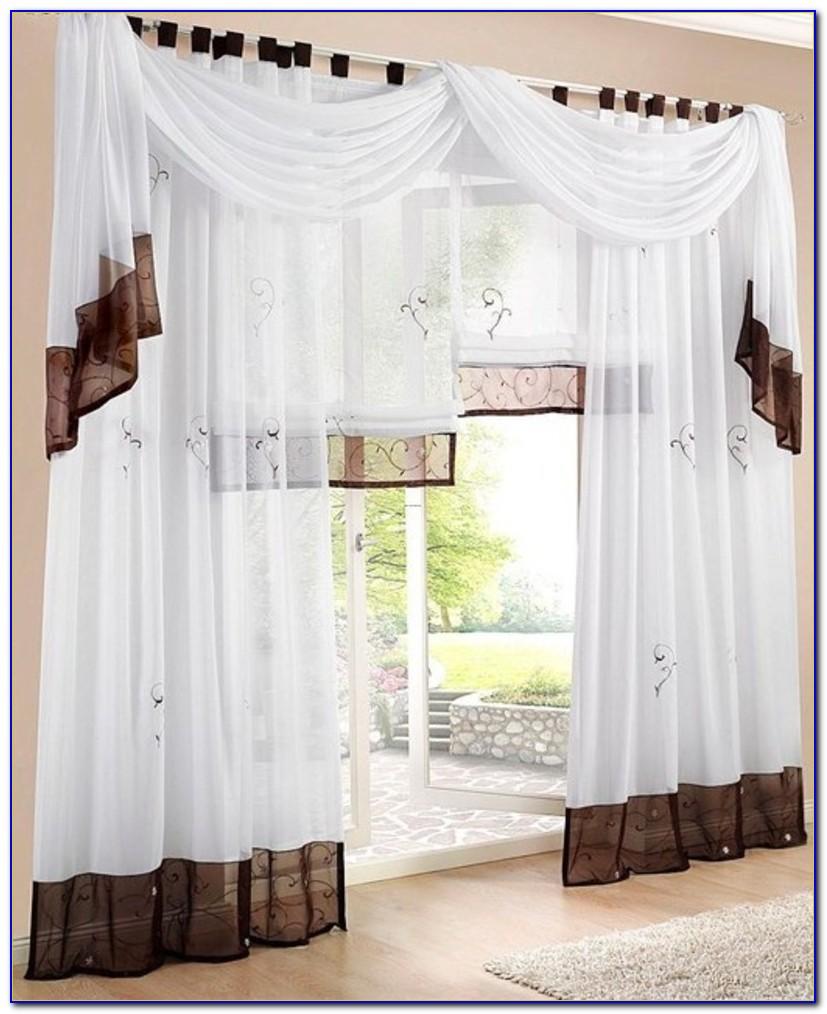 Vorhang Wohnzimmer Fenster