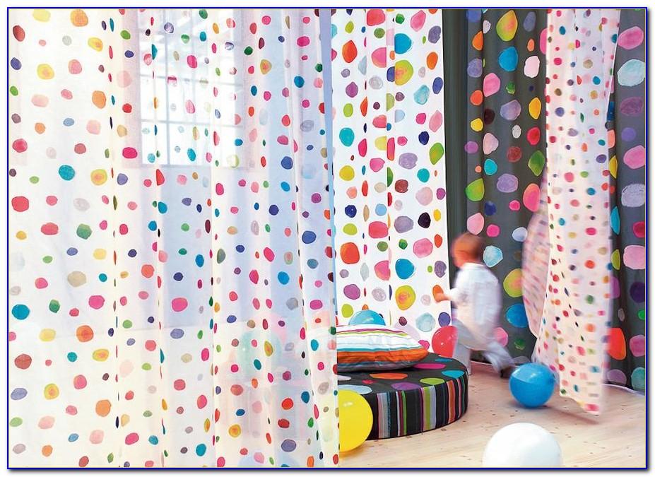 Vorhangstoffe Kinderzimmer