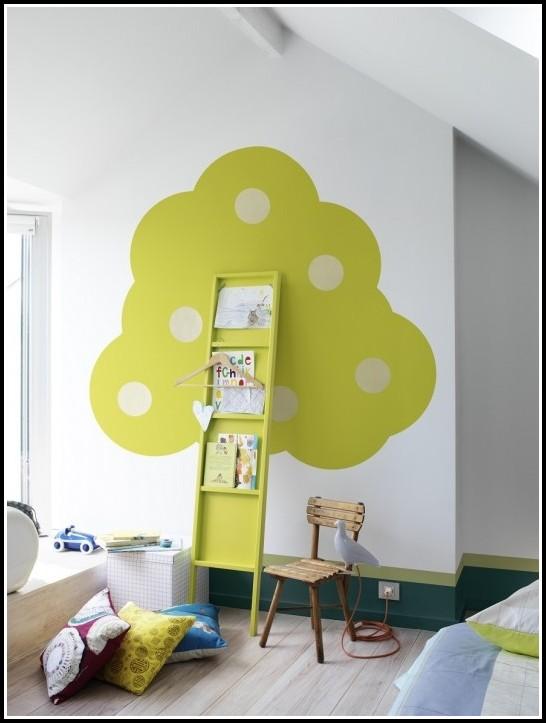 Wandgestaltung Kinderzimmer Beispiele