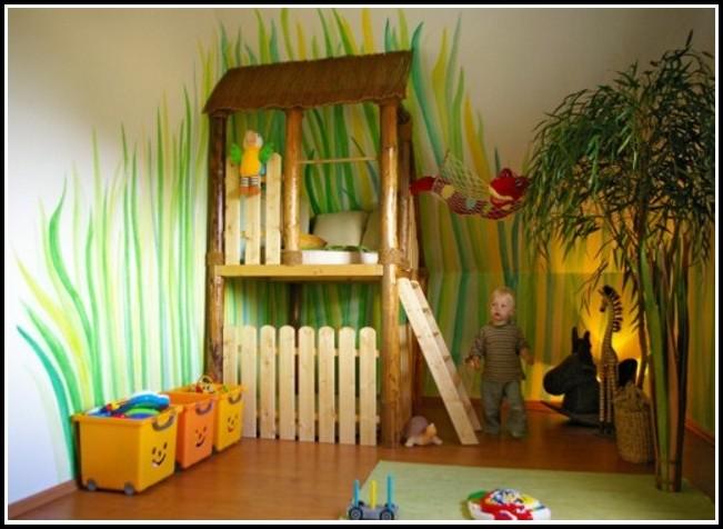 Wandgestaltung Kinderzimmer Jungen