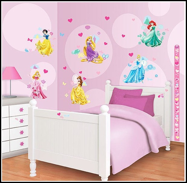 Wandsticker Kinderzimmer Disney
