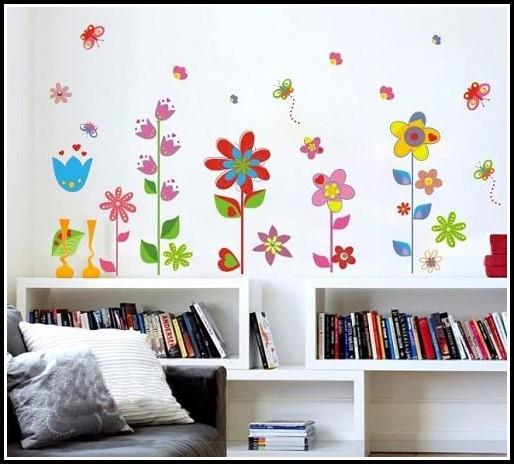 Wandtattoo Schmetterlinge Kinderzimmer