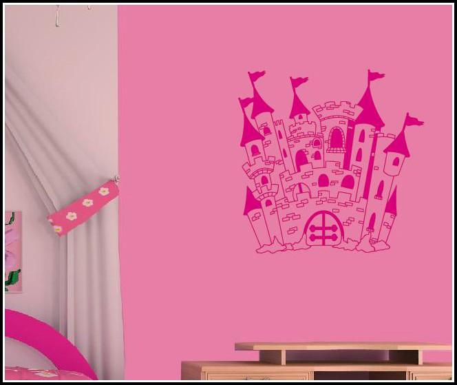 Wandtattoos Kinderzimmer Prinzessin Lillifee