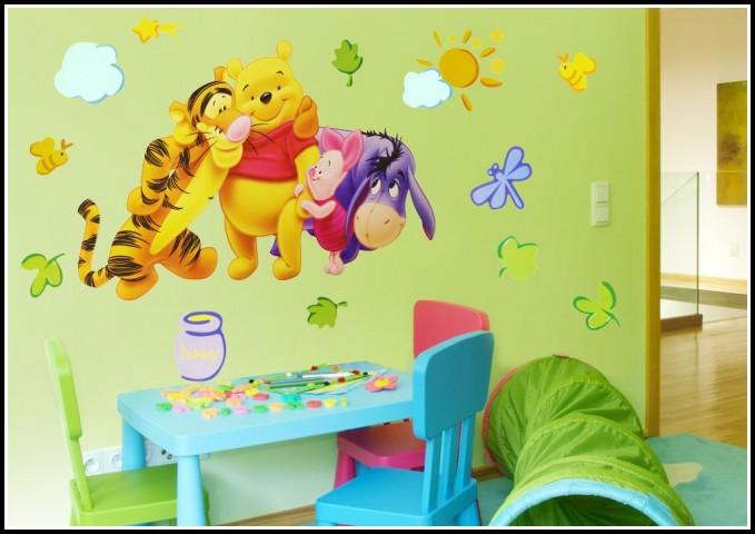 Wandtattoos Kinderzimmer Winnie Pooh