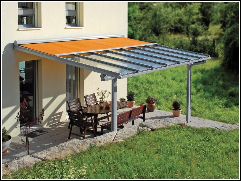 Was Kostet Eine Terrassenüberdachung Aus Glas