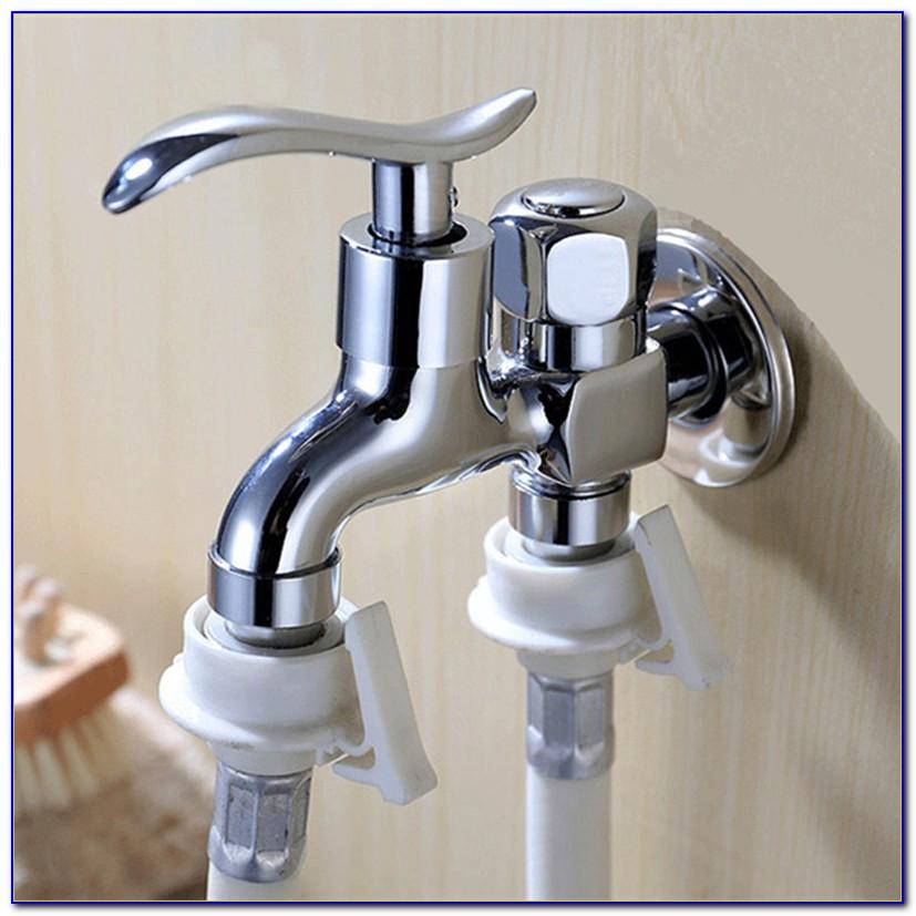 Waschmaschinen Wasserhahn Tauschen
