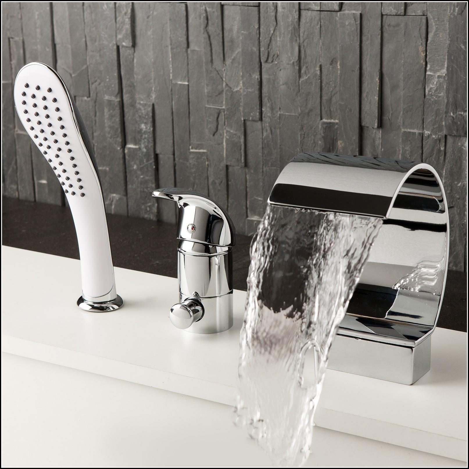Wasserfall Armatur Für Badewanne