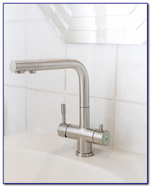 Wasserfilter Wasserhahn Kalk