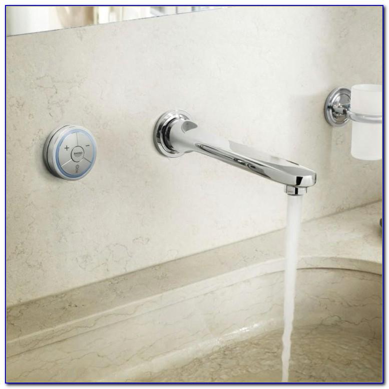 Wasserhahn Aus Der Wand Bad