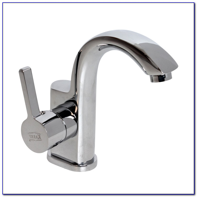 Wasserhahn Badezimmer Wasserfall