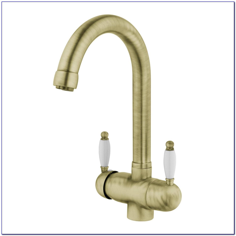 Wasserhahn Bronze Design