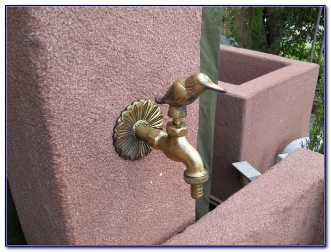 Wasserhahn Für Garten Edelstahl