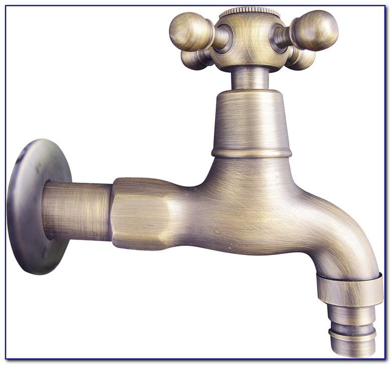 Wasserhahn Für Gartenbrunnen