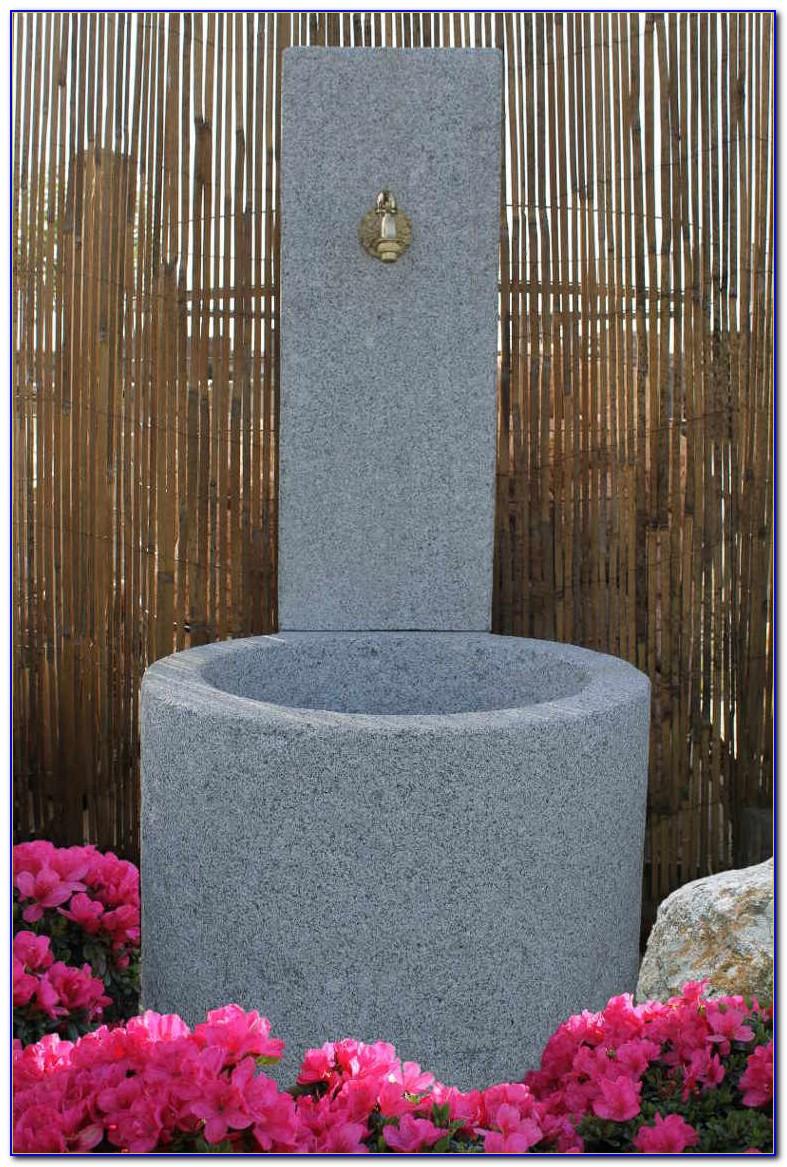 Wasserhahn Für Gartenpumpe