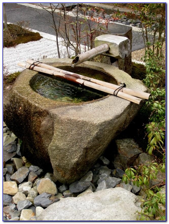 Wasserhahn Für Große Brunnen