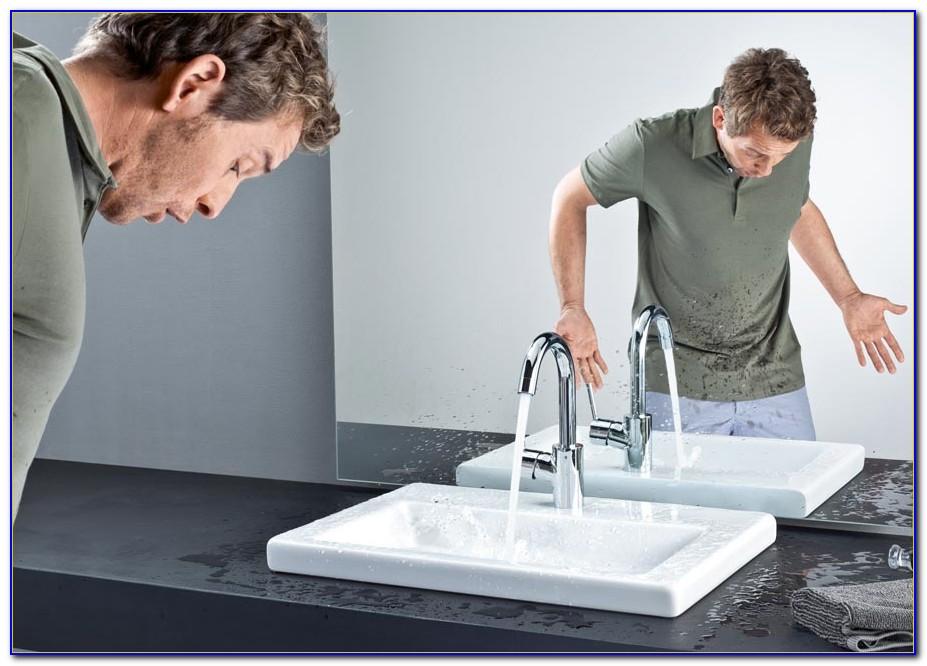 Wasserhahn Filter Test