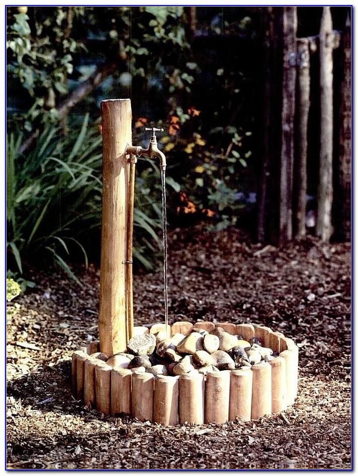 Wasserhahn Garten Frostsicher