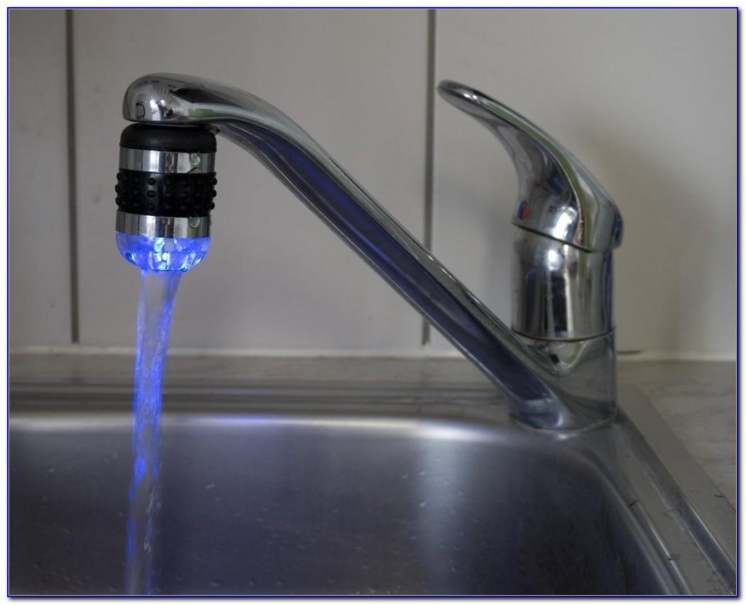 Wasserhahn Led Aufsatz