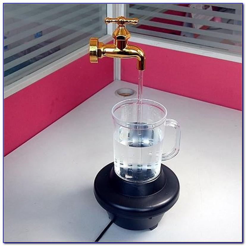 Wasserhahn Lichtschalter